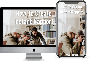 How To Create Instant Rapport Training